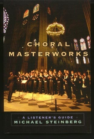 Image for Choral Masterworks: A Listener's Guide