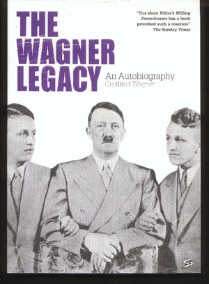 Image for The Wagner Legacy