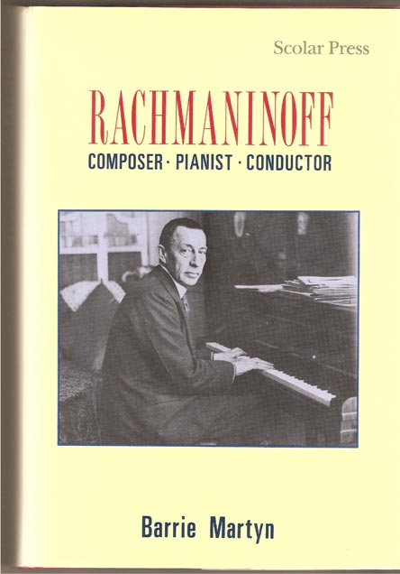 Image for Rachmaninoff - Composer, Pianist, Conductor
