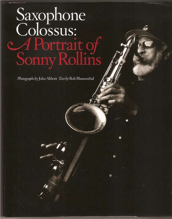 Image for Saxophone Colossus - A Portrait of Sonny Rollins