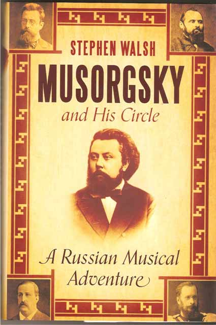 Image for Musorgsky and His Circle - A Russian Musical Adventure