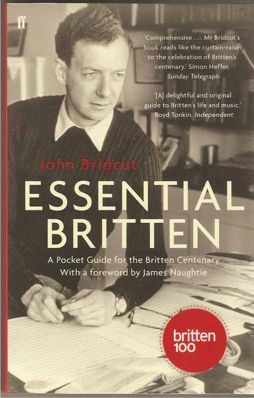 Image for Essential Britten - A Pocket Guide for the Britten Centenary