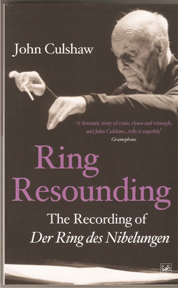Image for Ring Resounding - The Recording of Der Ring Des Nibelungen