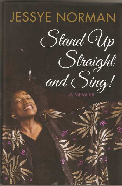 Image for Stand Up Straight and Sing - A Memoir