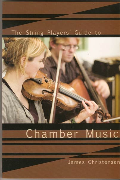 Image for The String Players Guide to Chamber Music