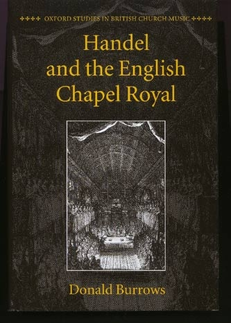 Image for Handel and the English Chapel Royal
