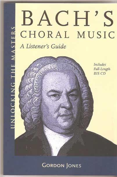 Image for Bach's Choral Music. A Listener's Guide