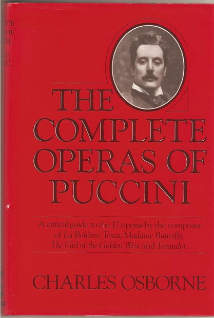 Image for The Complete Operas of Puccini