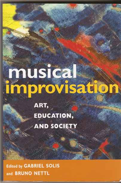 Image for Musical Improvisation - Art, Education, and Society