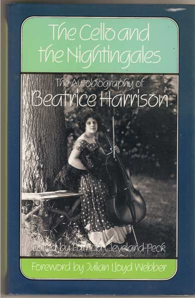 Image for The Cello and the Nightingales