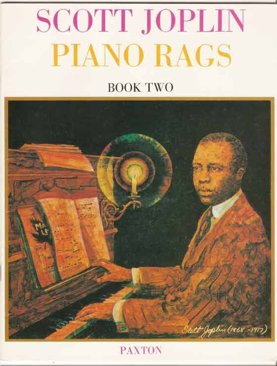Image for Scott Joplin - Piano Rags Book 2