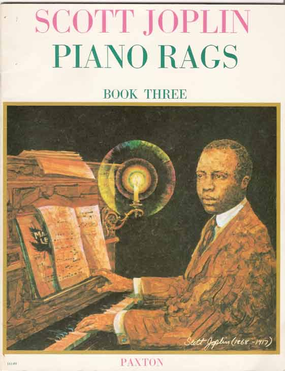 Image for Scott Joplin - Piano Rags Book 3