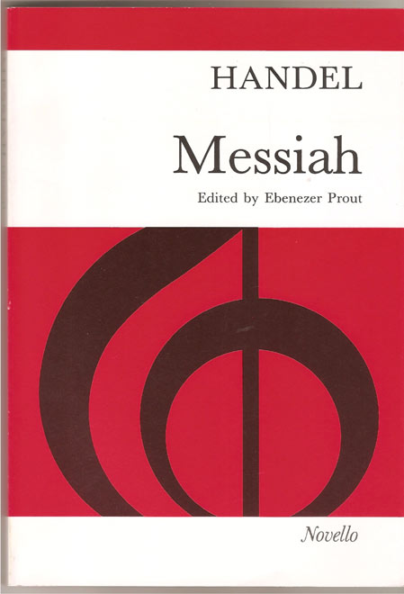 Image for Messiah. A Sacred Oratorio