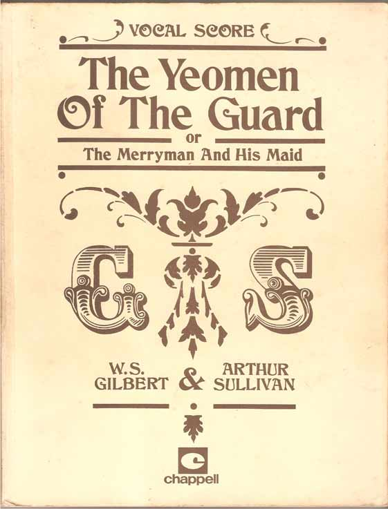 Image for The Yeomen of the Guard