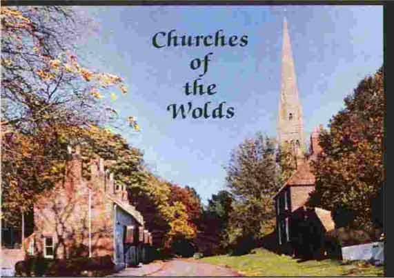 Image for Churches of the Wolds