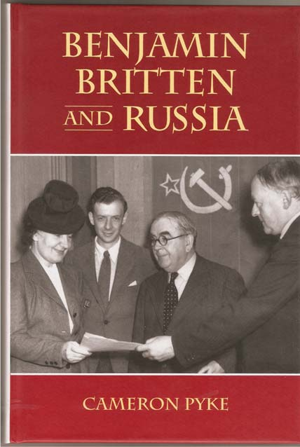 Image for Benjamin Britten and Russia