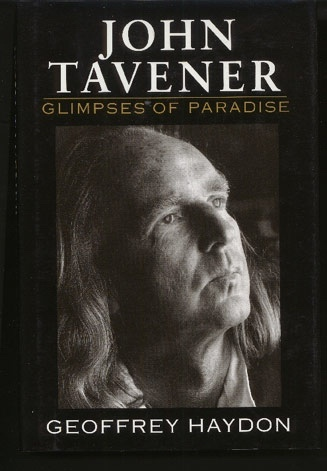 Image for John Tavener: Glimpses of Paradise