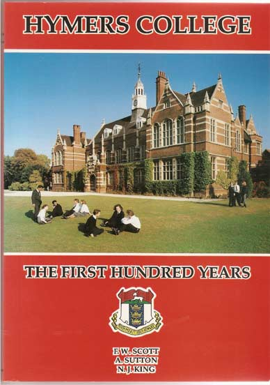 Image for Hymers College: the First Hundred Years