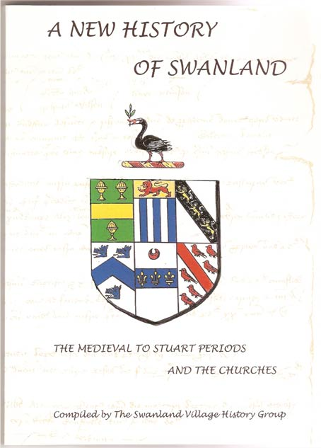 Image for A New History of Swanland - The Medieval to Stuart Periods and the Churches
