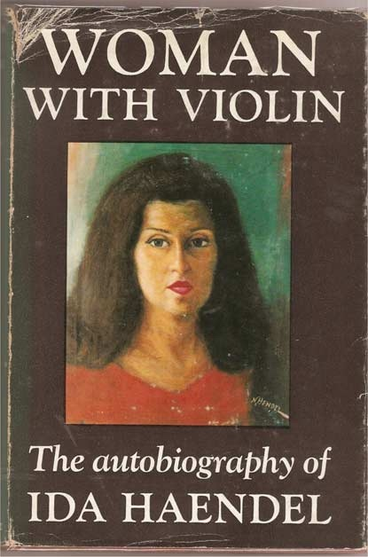 Image for Woman with a Violin: An Autobiography
