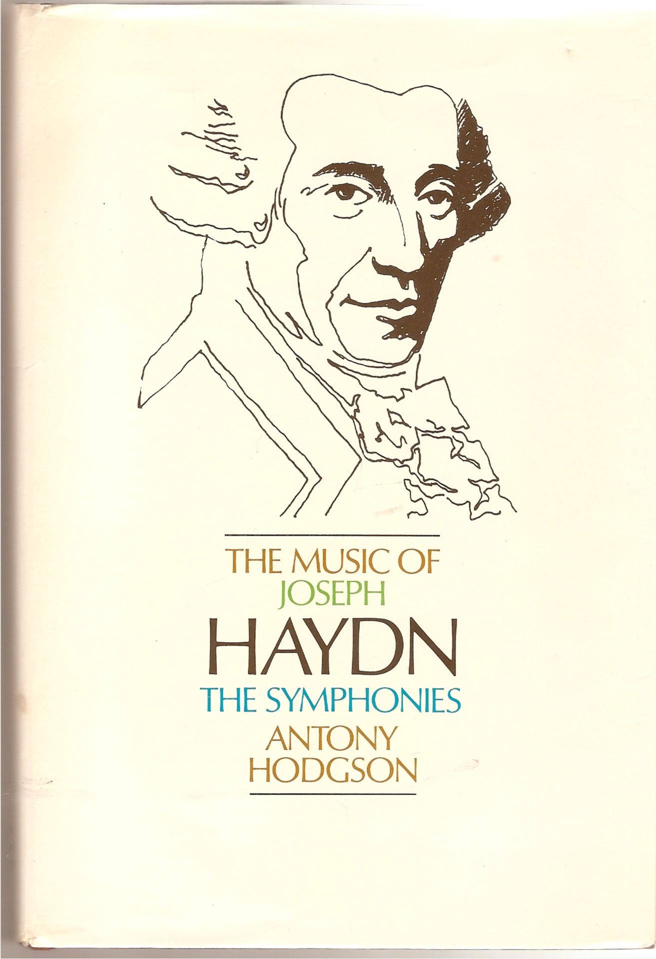 Image for The Music of Joseph Haydn. The Symphonies