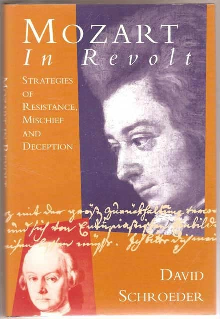 Image for Mozart in Revolt