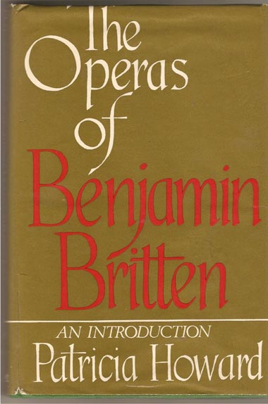 Image for The Operas of Benjamin Britten: An Introduction