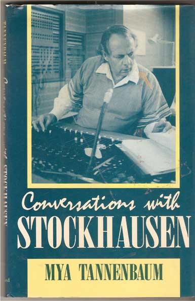 Image for Conversations with Stockhausen