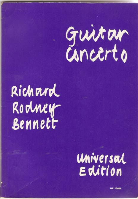 Image for Concerto for Guitar and Chamber Orchestra