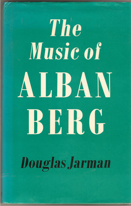 Image for Music of Alban Berg