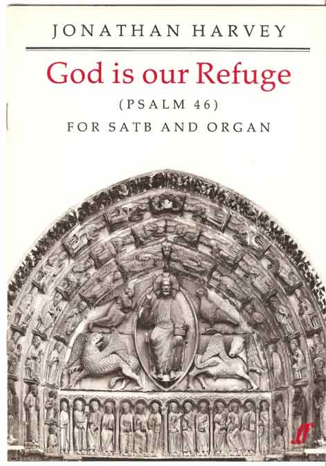 Image for God is Our Refuge (Psalm 46) for SATB and Organ