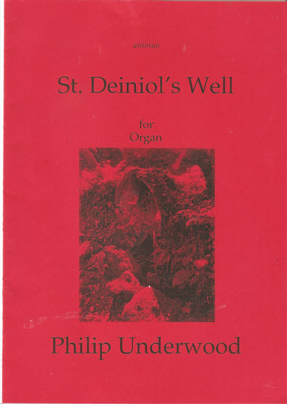 Image for St. Deiniol's Well - for Organ