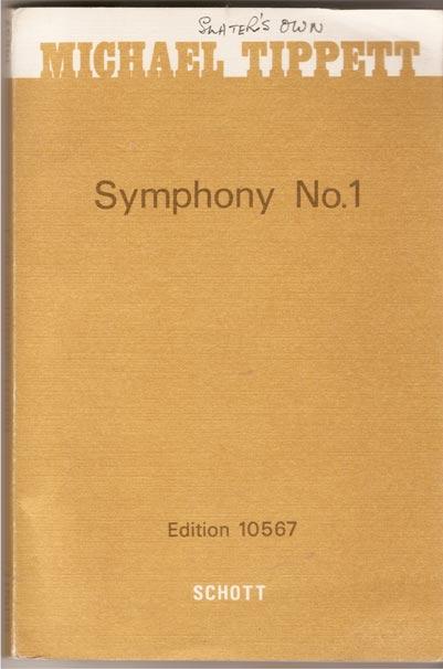 Image for Symphony No. 1