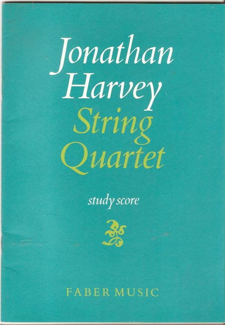 Image for String Quartet  no 1. (1977)