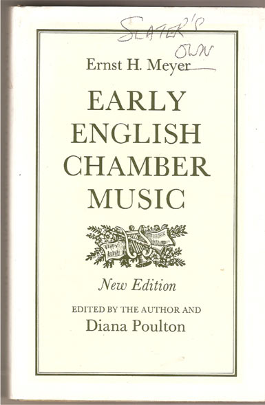 Image for Early English Chamber Music - from the Middle Ages to Purcell