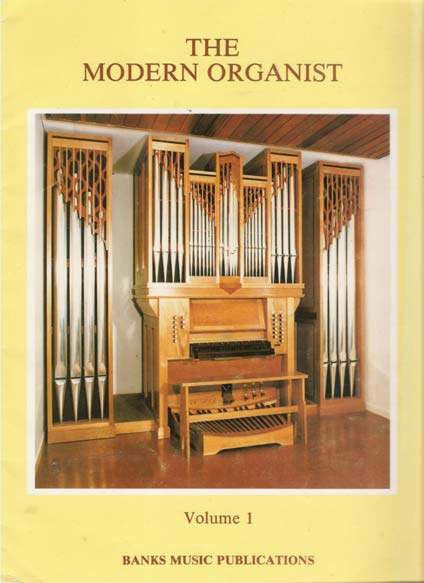 Image for The Modern Organist - Vol 1