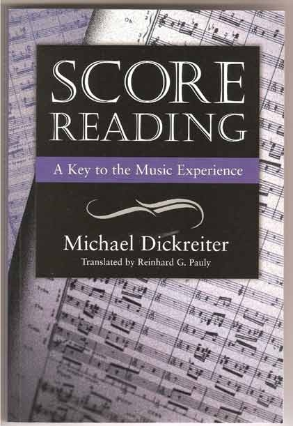 Image for Score Reading: A Key to the Music Experience