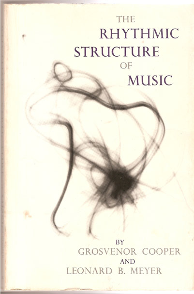 Image for The Rhythmic Structure of Music