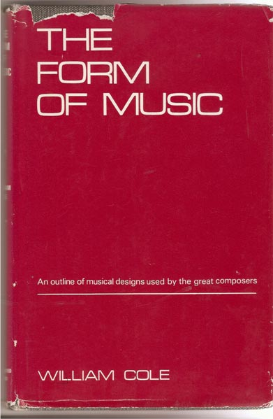Image for The Form of Music