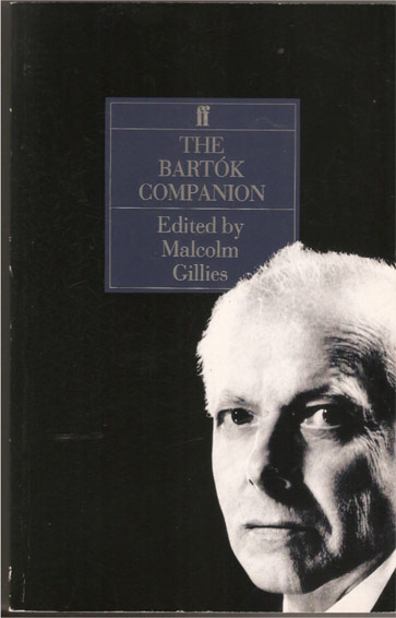 Image for The Bartok Companion
