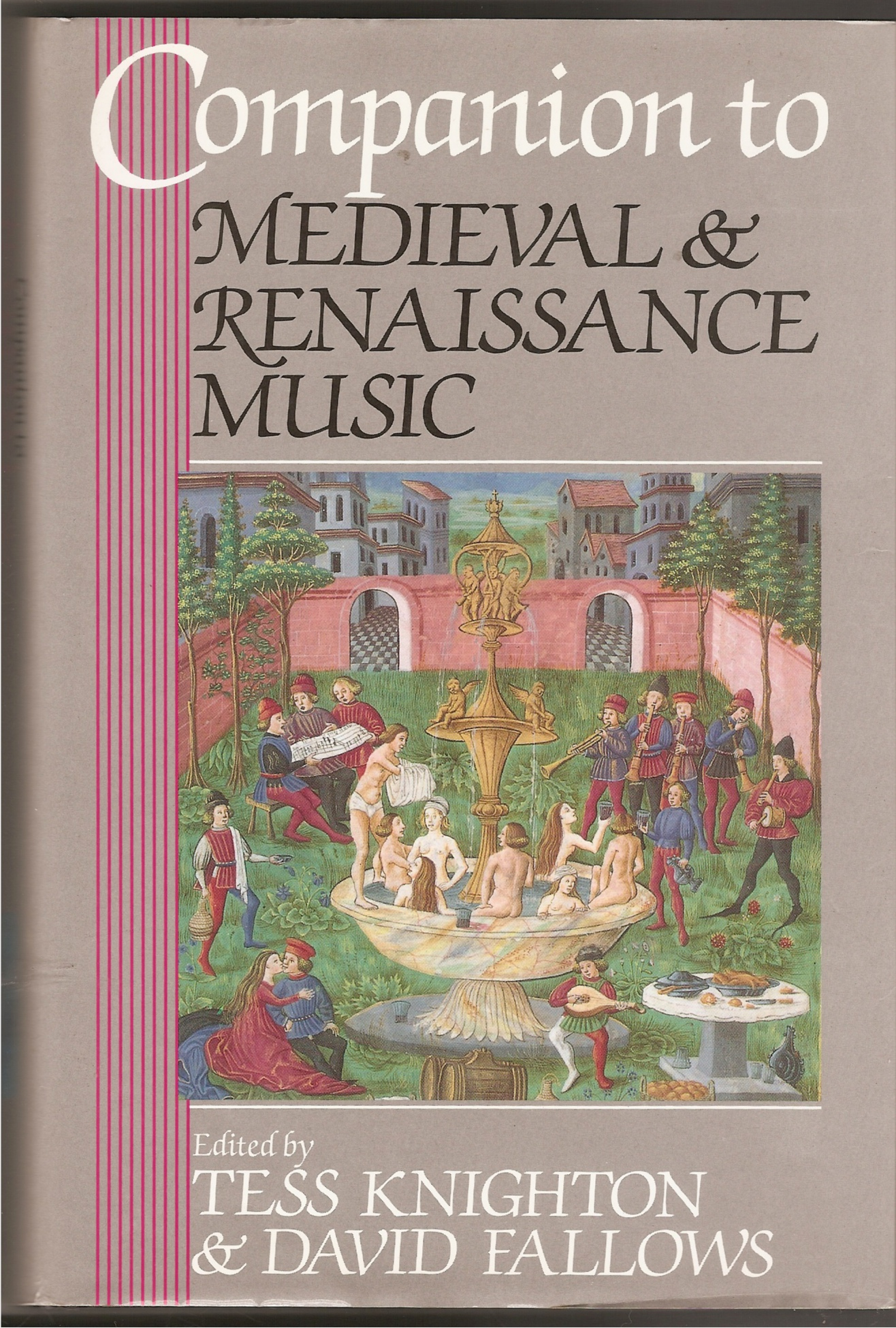 Image for Companion to Medieval and Renaissance Music