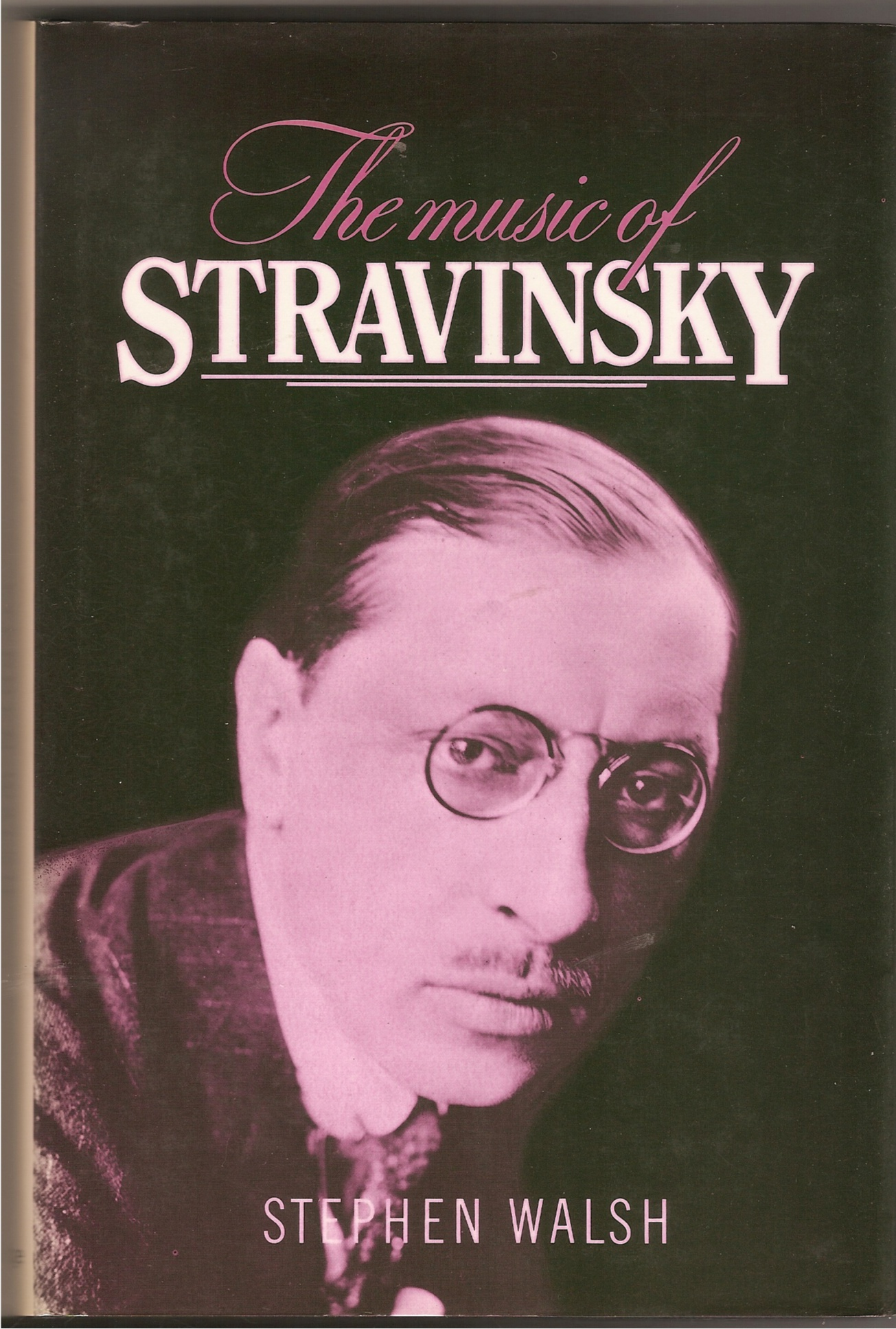 Image for Music of Stravinsky