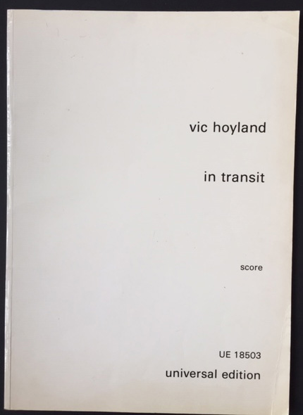 Image for In Transit