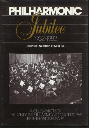 Image for Philharmonic Jubilee 1932-1982