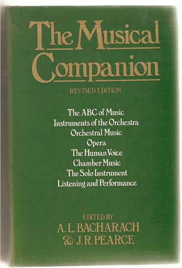 Image for The Musical Companion
