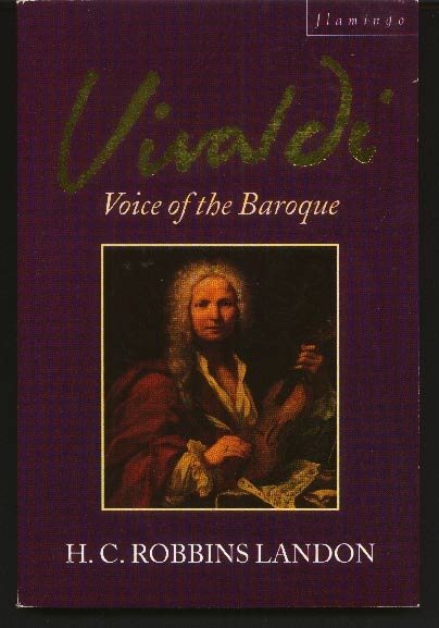 Image for Vivaldi   Voice of the Baroque