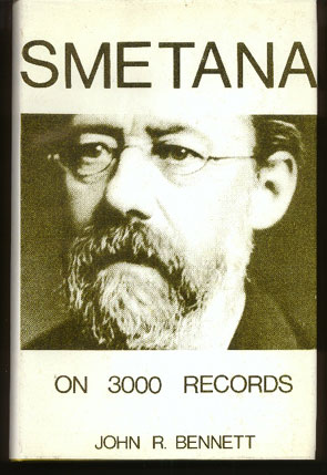 Image for Smetana on 3000 Records