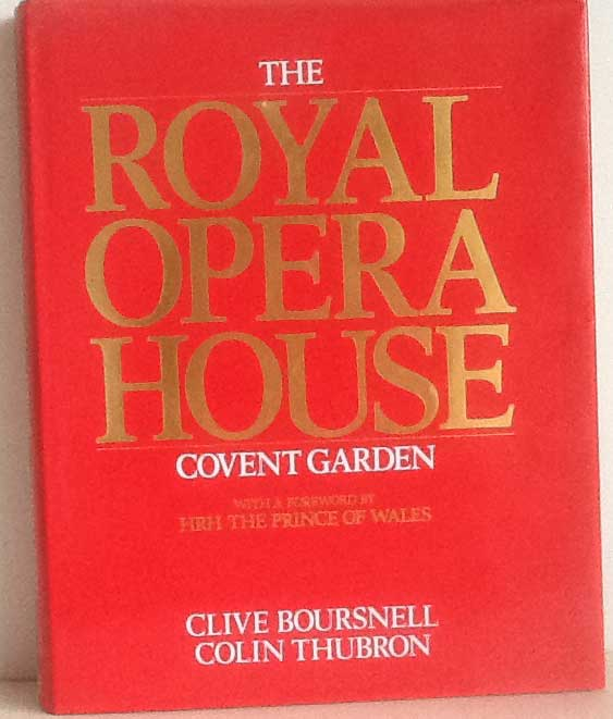 Image for The Royal Opera House, Covent Garden