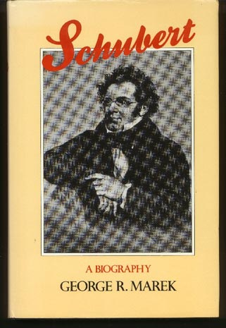 Image for Schubert: A Biography