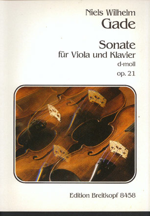 Image for Sonate Fur Viola und Klavier
